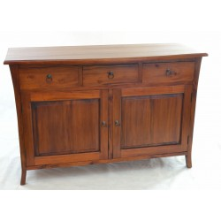 Pacific 3 Drawer Sideboard