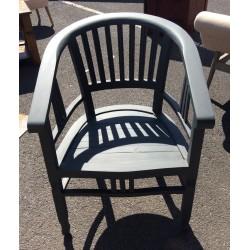 Dark Grey Chair
