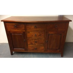 Pacific 6 Drawer Sideboard