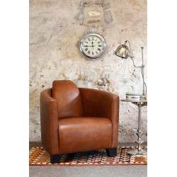 Tan Rocky Tub Chair