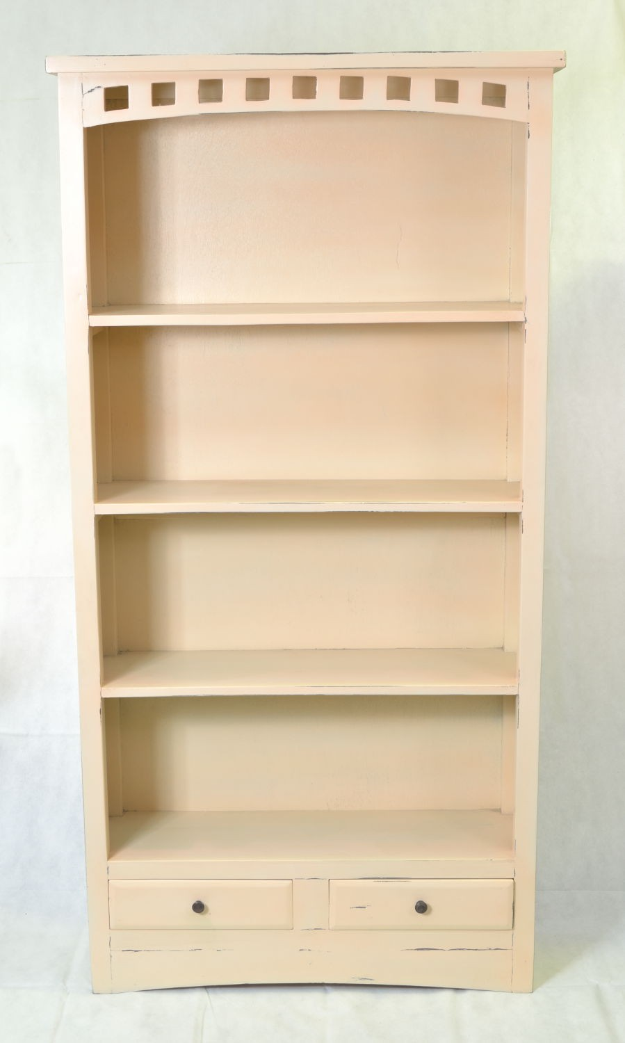 unit shelf drawer storage bookcase itm waxed item corona dvd specifics rack pine mexican solid bookcases with