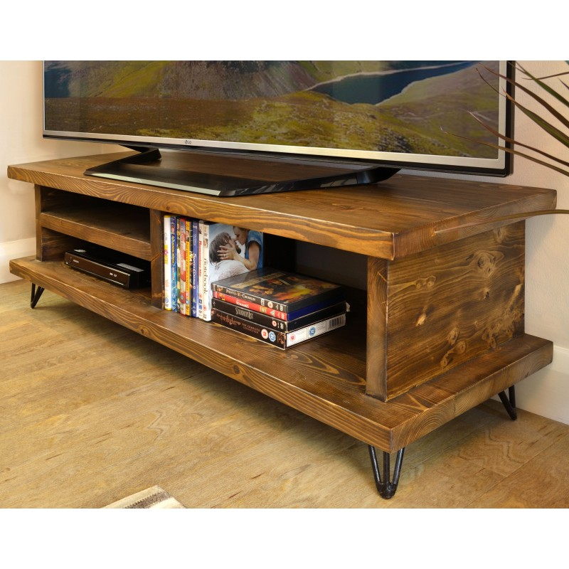 Oregon 100 Tv Unit Metal Leg