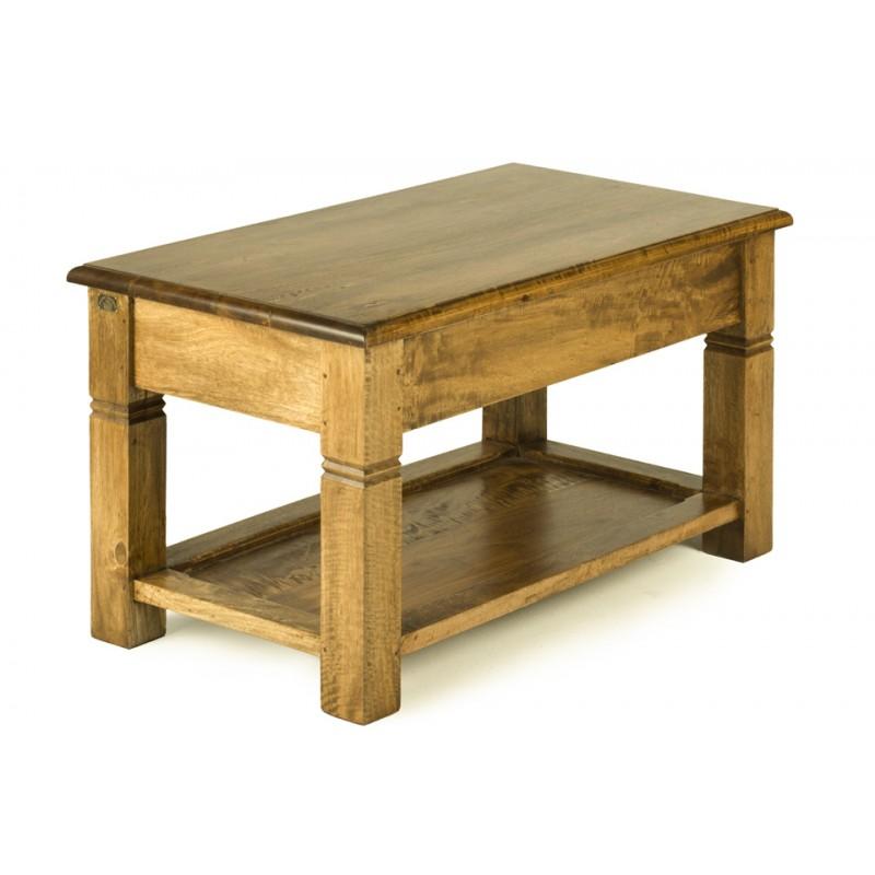 Mango Wood Coffee Table Living Room Tables Light Mango Wood