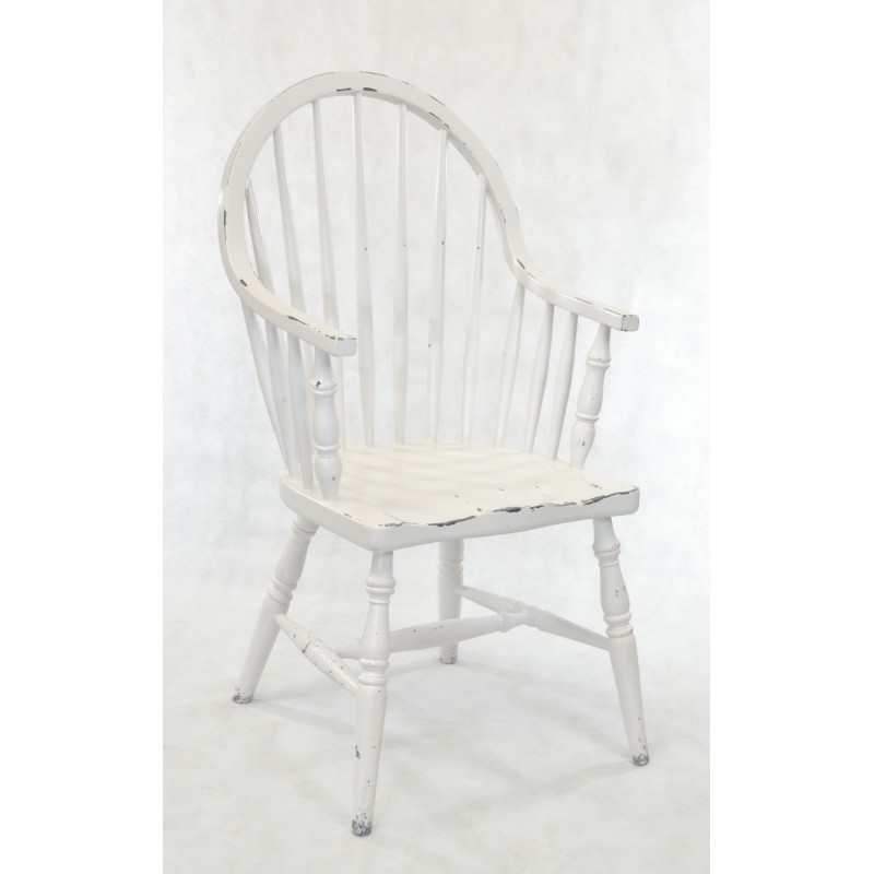 Home > Chairs > Dining Chairs > White Farmhouse Kitchen Chair