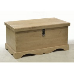 Mango Wooden Storage Chest