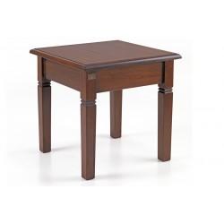 Mahogany Batavia Lamp Table