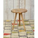 Lulu Wood Side Table