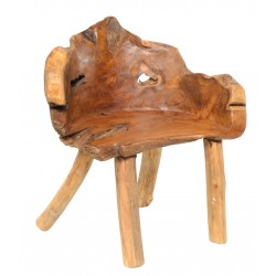Teak Root Chair
