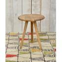 Lulu Wood Side Table